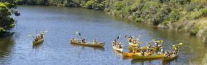 Margaret River Canoe Tour