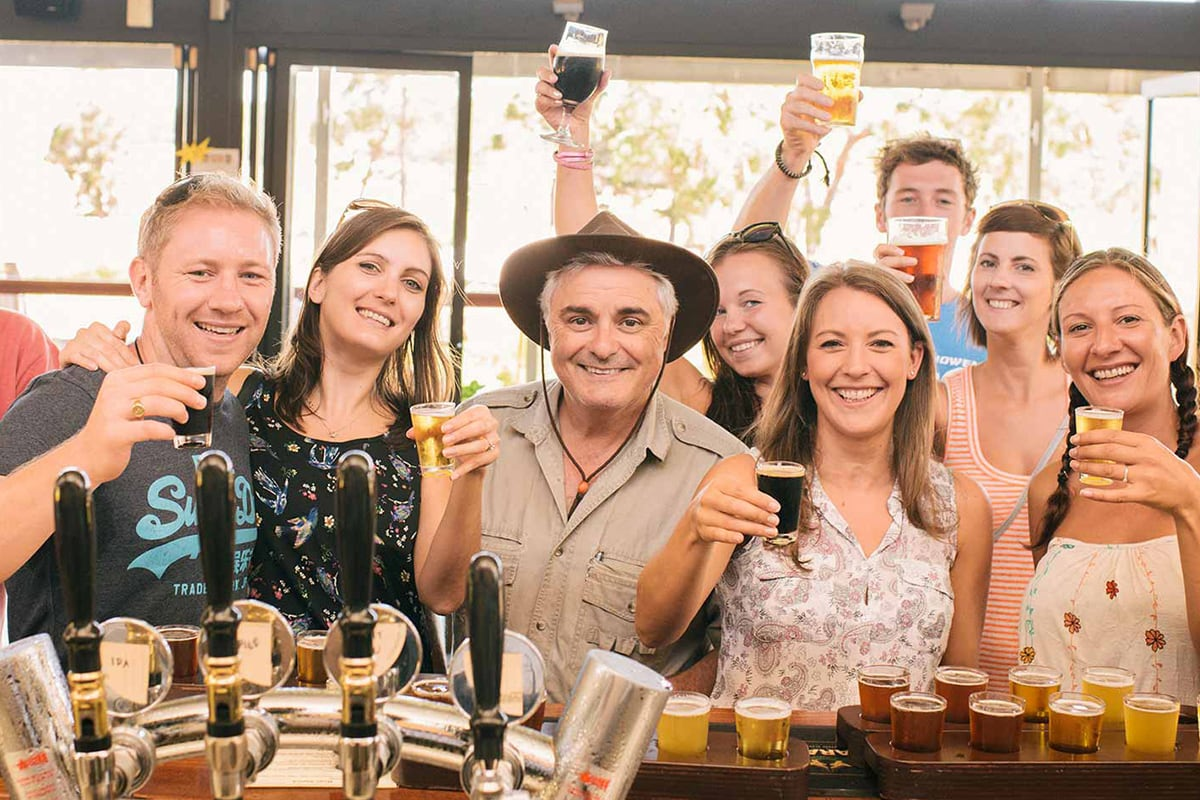 Bushtucker-Tours-Margaret-River_0006_Margaret River Brewery Tour